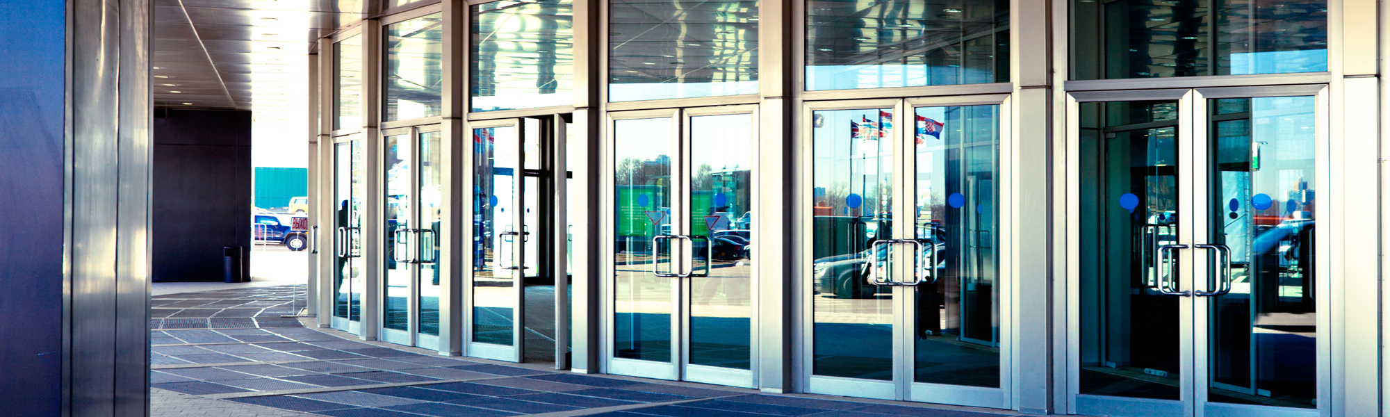 Entry Doors, Safety Glass | ARC Glass Houston, TX