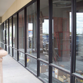 Entry doors safety glass arc glass houston tx commercial glass walls planetlyrics Image collections