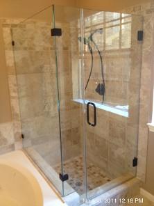 Corner Shower Doors 90 Degree Corner Shower Enclosures