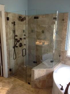 Neoangle Shower Enclosures Arc Glass Houston Tx